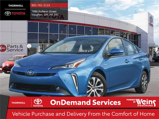 2021 Toyota Prius Technology (Stk: 300295) in Concord - Image 1 of 24