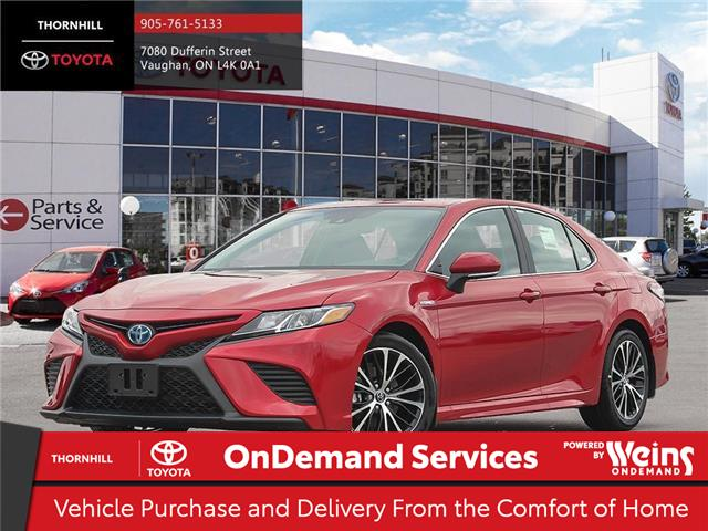 2020 Toyota Camry Hybrid SE (Stk: 300346) in Concord - Image 1 of 22