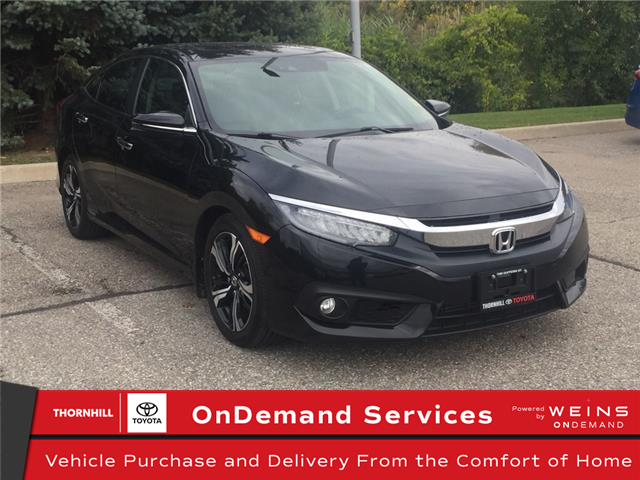 2018 Honda Civic Touring (Stk: 300240A) in Concord - Image 1 of 22