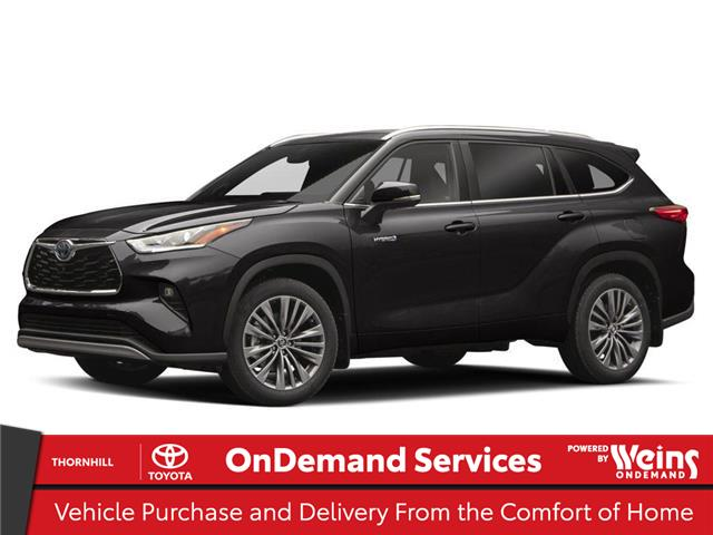 2020 Toyota Highlander Hybrid Limited (Stk: 300119) in Concord - Image 1 of 2