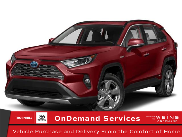 2020 Toyota RAV4 Hybrid Limited (Stk: 300131) in Concord - Image 1 of 9