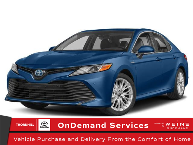2020 Toyota Camry Hybrid SE (Stk: 300355) in Concord - Image 1 of 9
