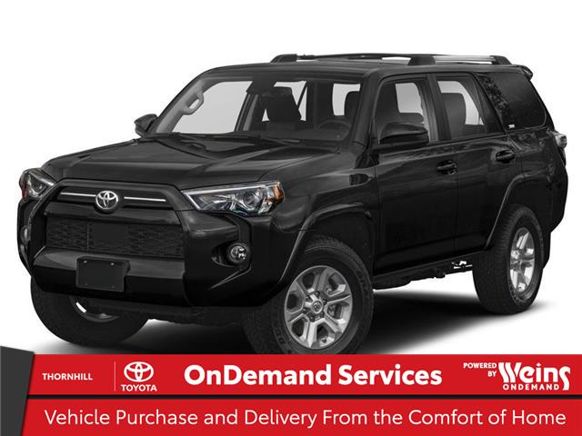 2021 Toyota 4Runner Base (Stk: 300359) in Concord - Image 1 of 9