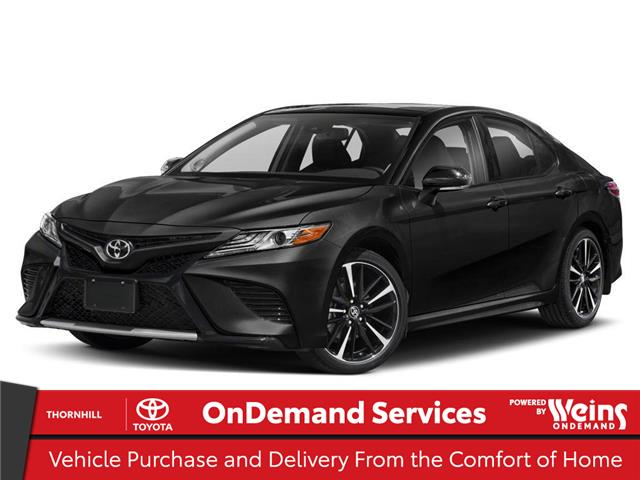2020 Toyota Camry XSE (Stk: 69604) in Concord - Image 1 of 9