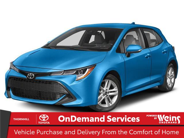 2020 Toyota Corolla Hatchback Base (Stk: 70714) in Concord - Image 1 of 9