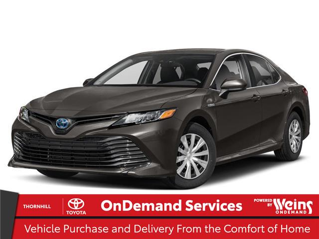 2020 Toyota Camry Hybrid LE (Stk: 70760) in Concord - Image 1 of 9