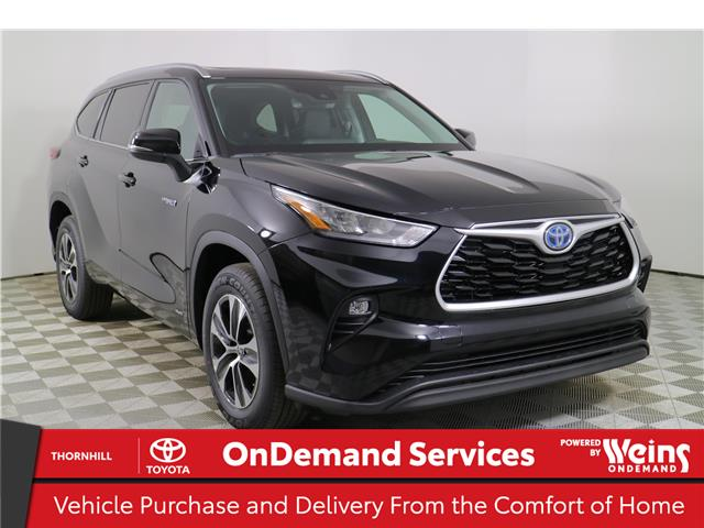 2020 Toyota Highlander Hybrid XLE (Stk: 300213) in Concord - Image 1 of 23