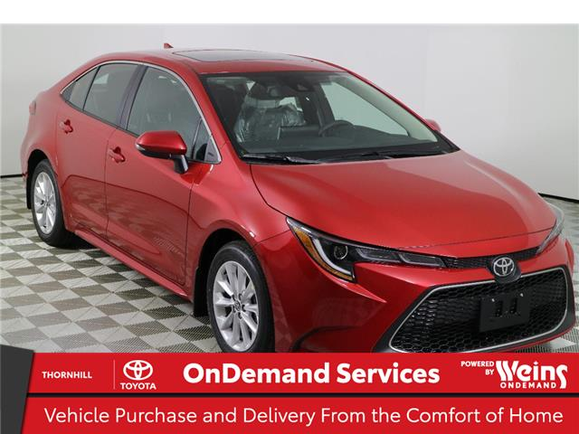 2020 Toyota Corolla XLE (Stk: 68579) in Concord - Image 1 of 27