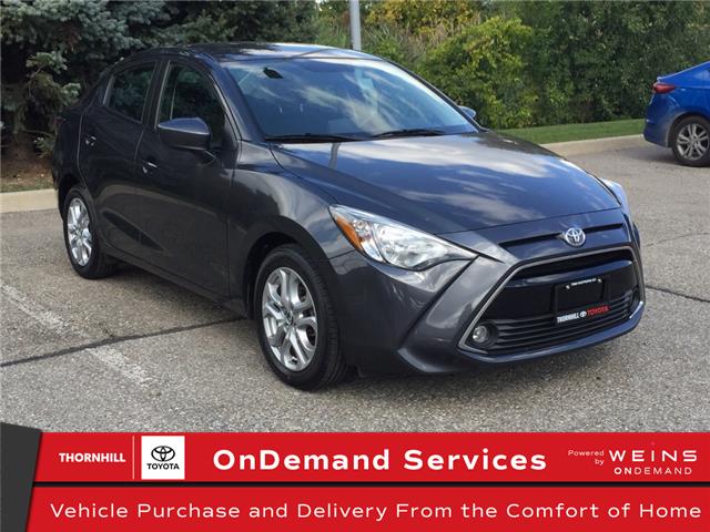 2016 Toyota Yaris Premium (Stk: U3622) in Concord - Image 1 of 21