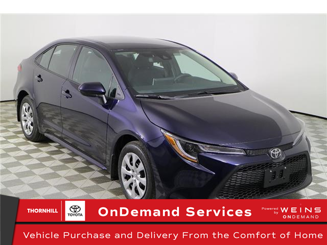 2020 Toyota Corolla LE (Stk: 70633) in Concord - Image 1 of 21