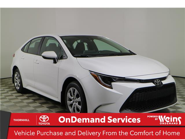2021 Toyota Corolla LE (Stk: 300207) in Concord - Image 1 of 23