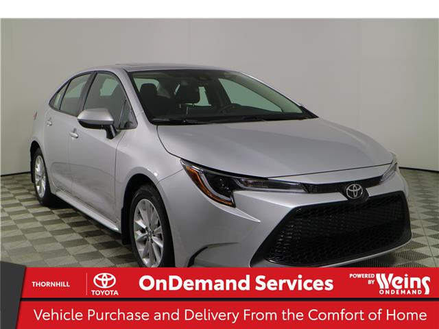 2021 Toyota Corolla LE (Stk: 300243) in Concord - Image 1 of 24