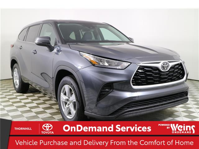 2020 Toyota Highlander LE (Stk: 300245) in Concord - Image 1 of 27