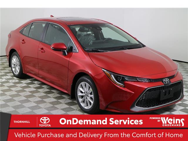 2020 Toyota Corolla XLE (Stk: 68751) in Concord - Image 1 of 27