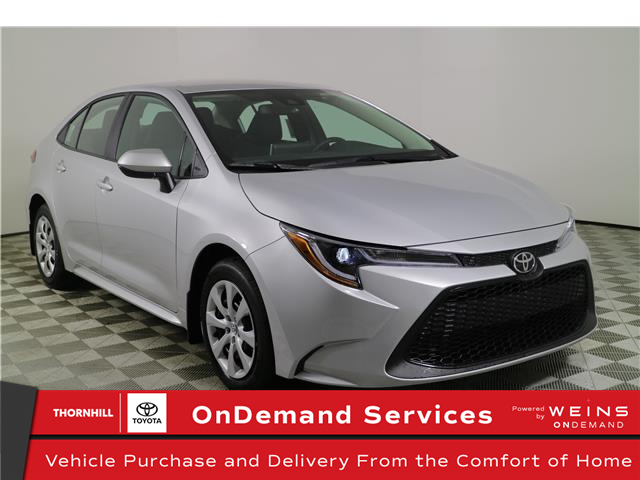 2021 Toyota Corolla LE (Stk: 300228) in Concord - Image 1 of 23