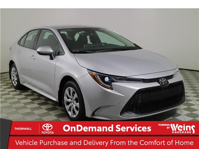 2021 Toyota Corolla LE (Stk: 300202) in Concord - Image 1 of 23