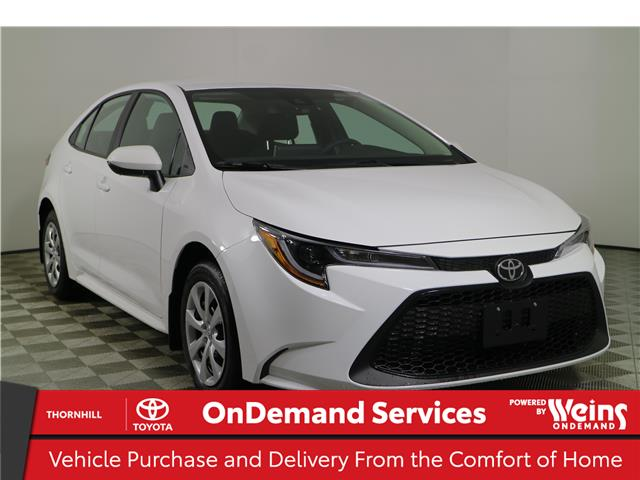 2020 Toyota Corolla LE (Stk: 71014) in Concord - Image 1 of 25