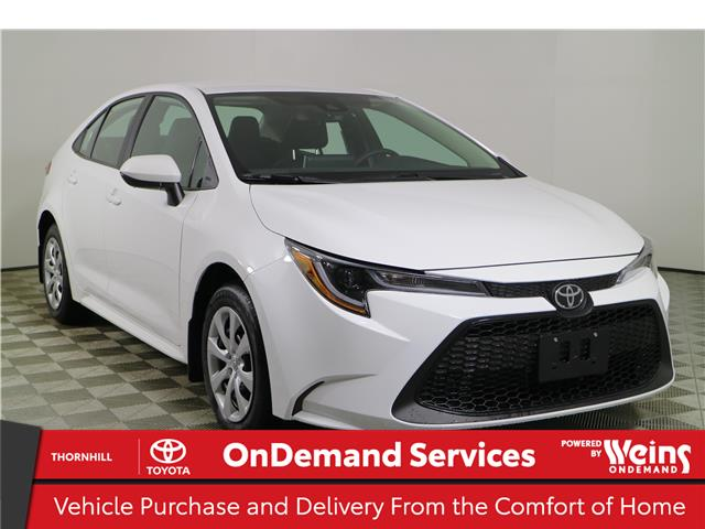 2020 Toyota Corolla LE (Stk: 70624) in Concord - Image 1 of 25