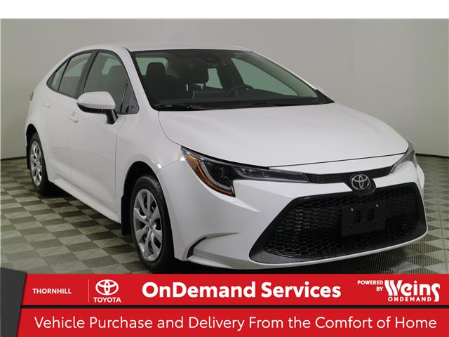 2020 Toyota Corolla LE (Stk: 70989) in Concord - Image 1 of 25