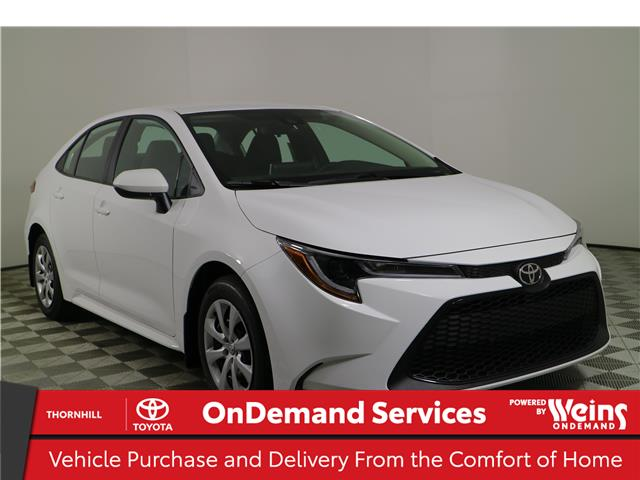 2021 Toyota Corolla LE (Stk: 300205) in Concord - Image 1 of 23