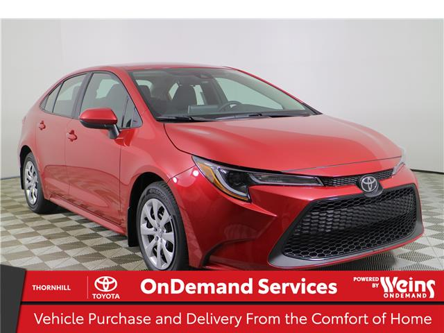 2021 Toyota Corolla LE (Stk: 300146) in Concord - Image 1 of 23