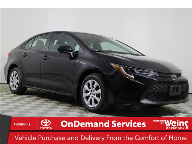2020 Toyota Corolla LE (Stk: 300033) in Concord - Image 1 of 21