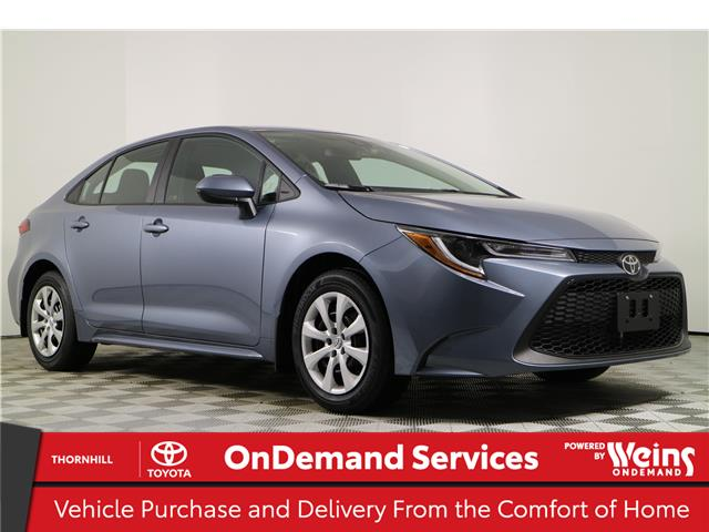 2020 Toyota Corolla LE (Stk: 70866) in Concord - Image 1 of 21