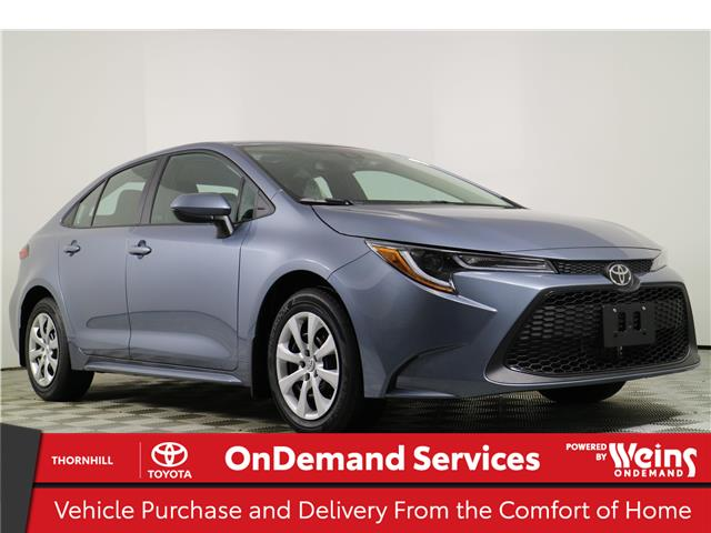 2020 Toyota Corolla LE (Stk: 70789) in Concord - Image 1 of 21
