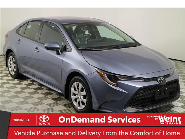 2020 Toyota Corolla LE (Stk: 70661) in Concord - Image 1 of 21