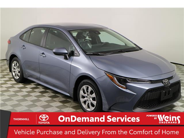 2020 Toyota Corolla LE (Stk: 70663) in Concord - Image 1 of 21