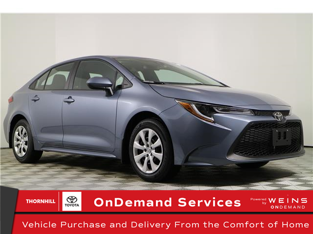 2020 Toyota Corolla LE (Stk: 70924) in Concord - Image 1 of 21