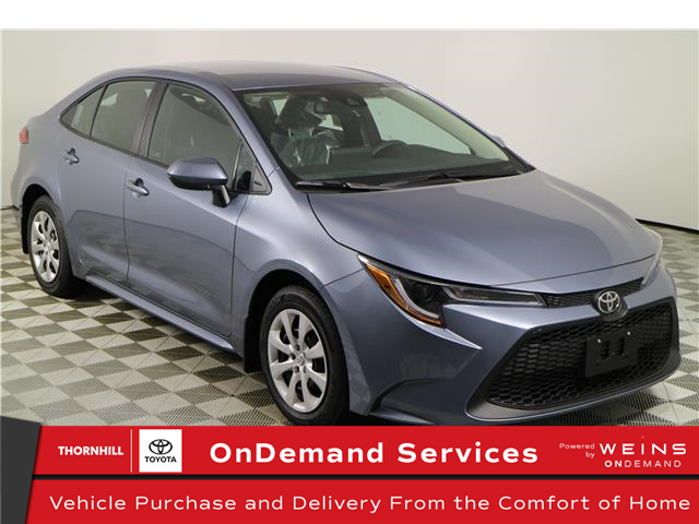 2020 Toyota Corolla LE (Stk: 70626) in Concord - Image 1 of 21