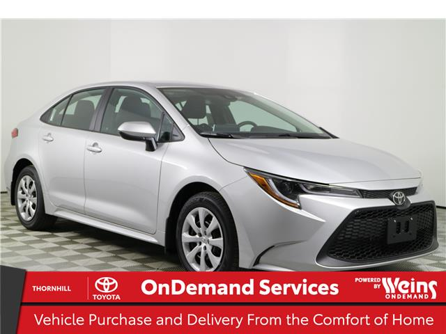 2020 Toyota Corolla LE (Stk: 71010) in Concord - Image 1 of 21