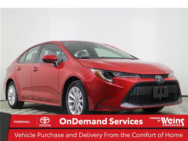 2020 Toyota Corolla LE (Stk: 71060) in Concord - Image 1 of 22