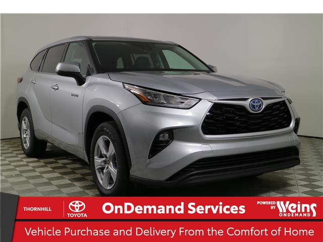 2020 Toyota Highlander Hybrid LE (Stk: 300161) in Concord - Image 1 of 25