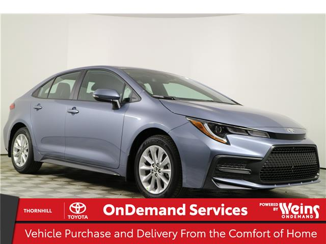 2020 Toyota Corolla SE (Stk: 70871) in Concord - Image 1 of 26