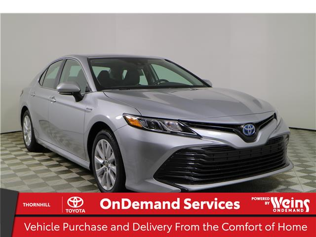 2020 Toyota Camry Hybrid LE (Stk: 300296) in Concord - Image 1 of 24