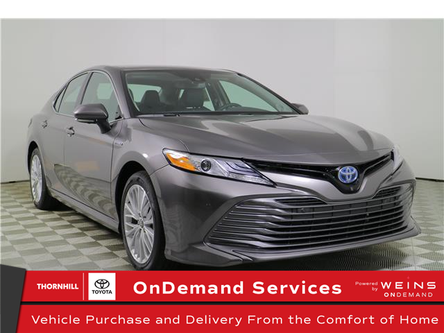 2020 Toyota Camry Hybrid XLE (Stk: 300005) in Concord - Image 1 of 29