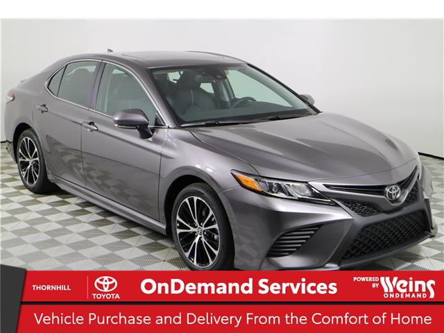 2020 Toyota Camry SE (Stk: 70982) in Concord - Image 1 of 24