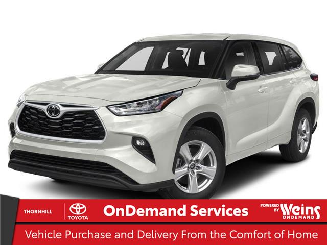 2021 Toyota Highlander LE (Stk: 300381) in Concord - Image 1 of 9