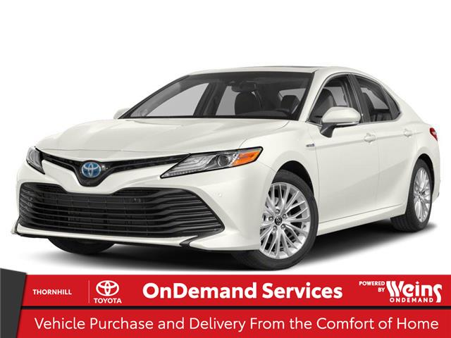 2020 Toyota Camry Hybrid SE (Stk: 70854) in Concord - Image 1 of 9
