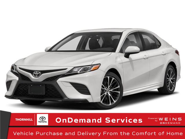 2020 Toyota Camry SE (Stk: 70946) in Concord - Image 1 of 9