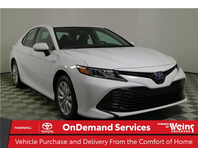 2020 Toyota Camry Hybrid LE (Stk: 300360) in Concord - Image 1 of 24