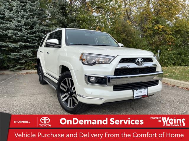 2018 Toyota 4Runner SR5 (Stk: 300276A) in Concord - Image 1 of 16