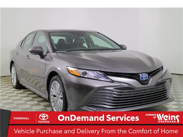 2020 Toyota Camry Hybrid XLE (Stk: 300384) in Concord - Image 1 of 29