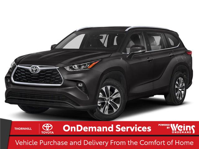 2021 Toyota Highlander XLE (Stk: 300452) in Concord - Image 1 of 9