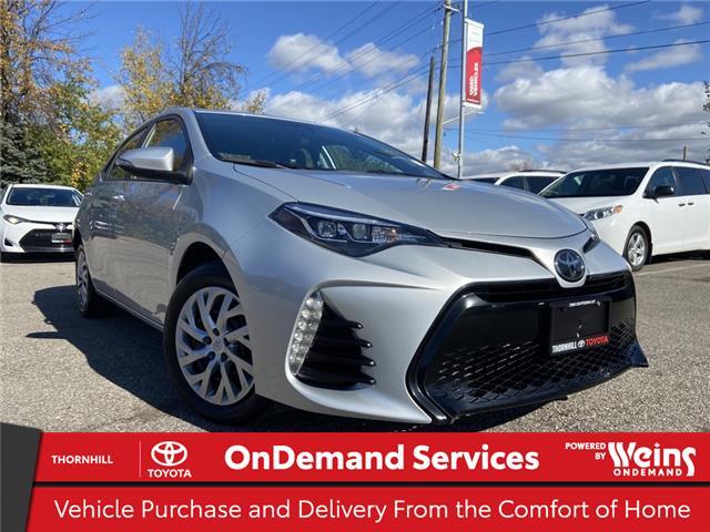 2019 Toyota Corolla SE (Stk: U3681) in Concord - Image 1 of 20