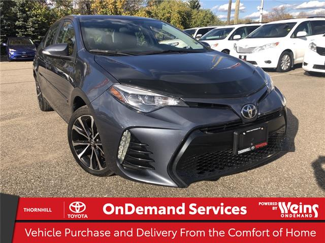 2017 Toyota Corolla SE (Stk: 300186A) in Concord - Image 1 of 19