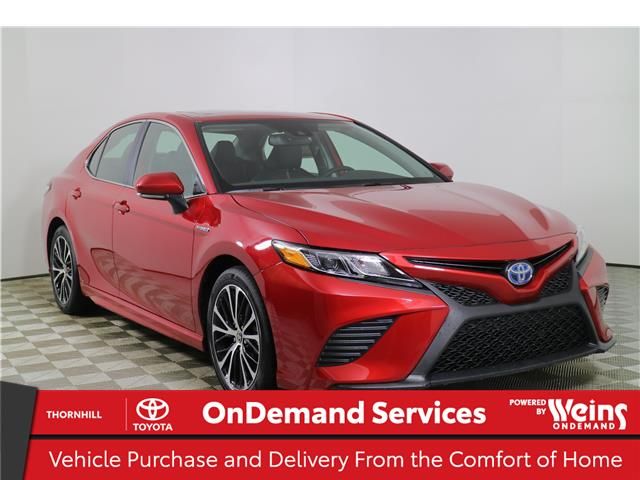 2020 Toyota Camry Hybrid SE (Stk: 300399) in Concord - Image 1 of 27