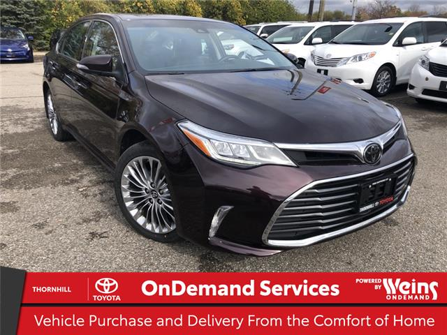 2016 Toyota Avalon Limited (Stk: U3621) in Concord - Image 1 of 27